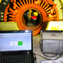 Wedge Tightness Detector (WTD) Test